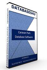 Holiday/Caravan Park Software