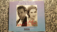 Celine Dion & Clive Griffin / When I Fall in Love - Maxi CD OST Sleepless - RAR
