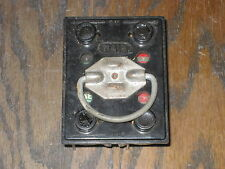#1 Heinemann Main Fuse Pullout 60 Amp with fuses