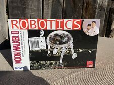 Robotics Moon Walker II Educational Electronic Kit Toy Vintage
