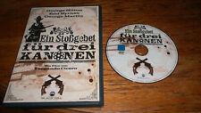 DVD: Ein Stoßgebet für drei Kanonen mit Monica Randall, George Martin (2007)