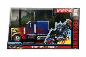 Transformers - Optimus Prime T1 1:24 Hollywood Ride JADA die cast