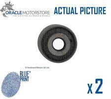 2 x NEW BLUE PRINT INNER SUSPENSION ARM BUSH PAIR GENUINE OE QUALITY ADH28031