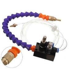 Mist Coolant Lubrication Spray System Unit for CNC Lathe Tool Milling Machine US