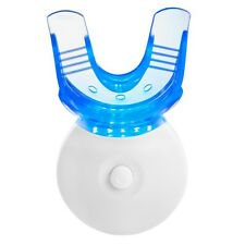 Mini LED Laser Teeth Whitening Accelerator Light with tray. Detox Smile Hi Smile