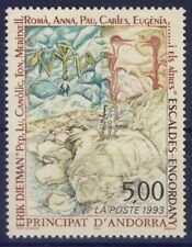 STAMP / TIMBRE ANDORRE NEUF** N° 440 TABLEAUX ART