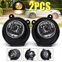 Front Fog Lights For Land Rover Discovery 3 Range Rover Sport with H11 Bulbs