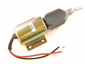 Stopmagnet Synchrostart Woodward Solenoid SA-4243