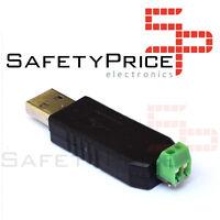Conversor USB A RS485 USB a 485 Max485  Plc  Adaptador Convertidor