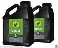 Heavy 16 Veg A + Veg B 1 Liter 1 Quart hydroponics nutrients flower plant base