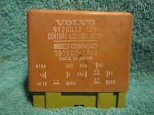 SHIPS SAME DAY! Volvo 9128833 Central Locking Relay              850 960 S90 V90