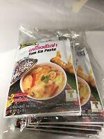 Lot Of 12pc Lobo Brand Thai Tom Ka Paste 1.76oz Each Free Shipping