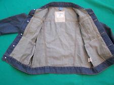 okaidi Jeans Jacke / Blouson NEU Gr 12 A/Y 150 cm 140-146-152 klassisch unisex
