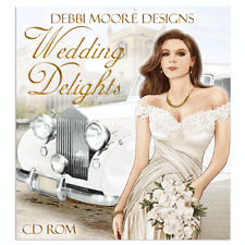 Debbi Moore Wedding Delights CD ROM (327898)