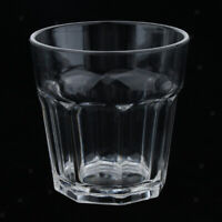 Acrylic Tumbler Soda Cups Drinking Glasses Water Tea Juice 135ml - 300ml