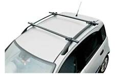 Heavy Duty Lockable Car Universal Roof Bars 125cm Wide Racks Anti Theft Locking