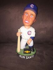 CHICAGO CUBS RON SANTO BOBBLEHEAD CHICAGOLAND CHEVROLET CHEVY PROMO BOBBLE HEAD
