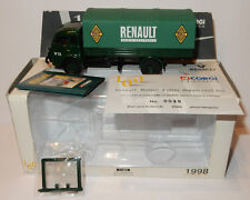 CORGI CLASSICS MADE 1998 CAMION RENAULT FAINEANT 1957 REGIE NATIONALE 71404 1/50