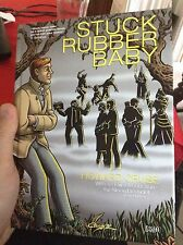 Stuck Rubber Baby by Howard Cruse Hc (vertigo)
