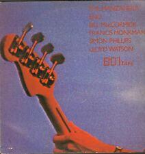 801 LIVE 1976 LP Phil Manzanera BRIAN ENO Simon Phillips YOU REALLY GOT ME