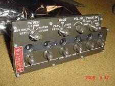 NOS AN/PRC-70 Military Radio Head Unit HAM Tranceiver PRC-70 M880 HMMWV M151 ATV