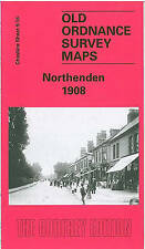 Northenden 1908: Cheshire Sheet 9.16 by Chris Makepeace (Sheet map, folded, 2003