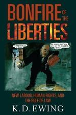 The Bonfire of the Liberties : New Labour, Human Rights, and the Rule of Law...