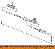 FORD OEM 05-14 Mustang Steering Gear-Outer Tie Rod End DR3Z3A130A