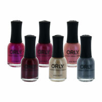 Orly Nail Polish Color Lacquer Set 6-Piece Collection #55