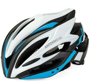 LXJ Cycling Helmet Mens Comfortable Breathable Road Bike Helmet Fully Shaped