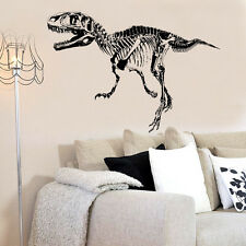 Fashion Family Dinosaur Fossil Silhouette Personalized Creative Wall Decals