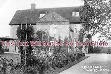BU 89 - Kempsons Whitchurch, Buckinghamshire c1910 Home Of Lady Duthie Photo