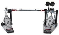 DW 9000 Doppelpedal mit Tasche DRUM WORKSHOP FUßMASCHINE 9000ER SERIE USA 9002PC