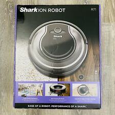 Shark ION RV700 Robot Vacuum Cleaner with Easy Scheduling Remote R71 NEW