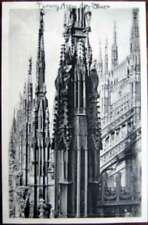 1920 MILANO Guglie del Duomo-ediz . Fabbrica Duomo