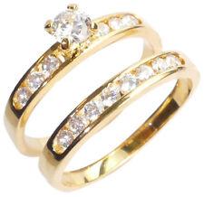 Ah Jewellery® Sterling Silver Ring Eternity Band Handset Peridot Green Crystal