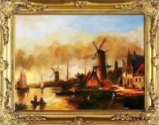Originale künstlerische Öl-Schiffe & Seefahrt Malereien direkt vom Künstler