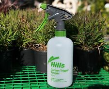 Hills Plastic Outdoor Indoor Garden Trigger Sprayer 500ml Jet Mist Atomiser