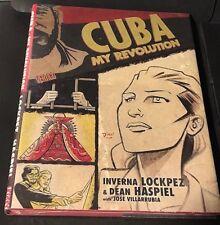 CUBA: MY REVOLUTION Modern DC Vertigo 2010 FACTORY SEALED New HC Graphic Novel