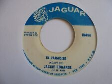 "New ListingJackie Edwards Take Me As I Am Jaguar Reggae 7"" Hear"