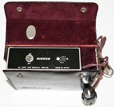 Nikon AC power unit for Medical Nikkor, circa 1965