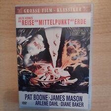 Die Reise zum Mittelpunkt der Erde DVD mit James Mason und Pat Boone!!!