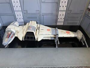 Star Wars Kenner Vintage Collection B-Wing Spaceship & Pilot (See Description)