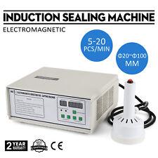 HANDHELD ELECTROMAGNETIC INDUCTION SEALING MACHINE BOTTLE CAP SEALER 110V