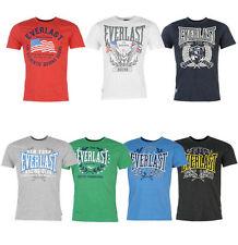 Everlast Herren-T-Shirts aus Baumwollmischung mit Motiv