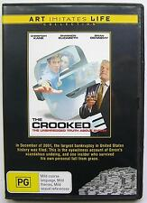 THE CROOKED E: THE UNSHREDDED TRUTH ABOUT ENRON (2003) DVD MOVIE