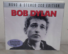 2 CD BOB DYLAN  - MONO & STEREO - NUOVO NEW