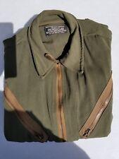 WW2 Original Type L-1 Light Flight Suit Medium Short MFG Blue Bell Inc