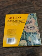 Artico 18pcs Oil Color Set