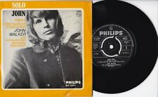 "JOHN / SCOTT WALKER..SOLO JOHN,SOLO SCOTT E.P..VERY GOOD 1966 PHILIPS POP 7"""